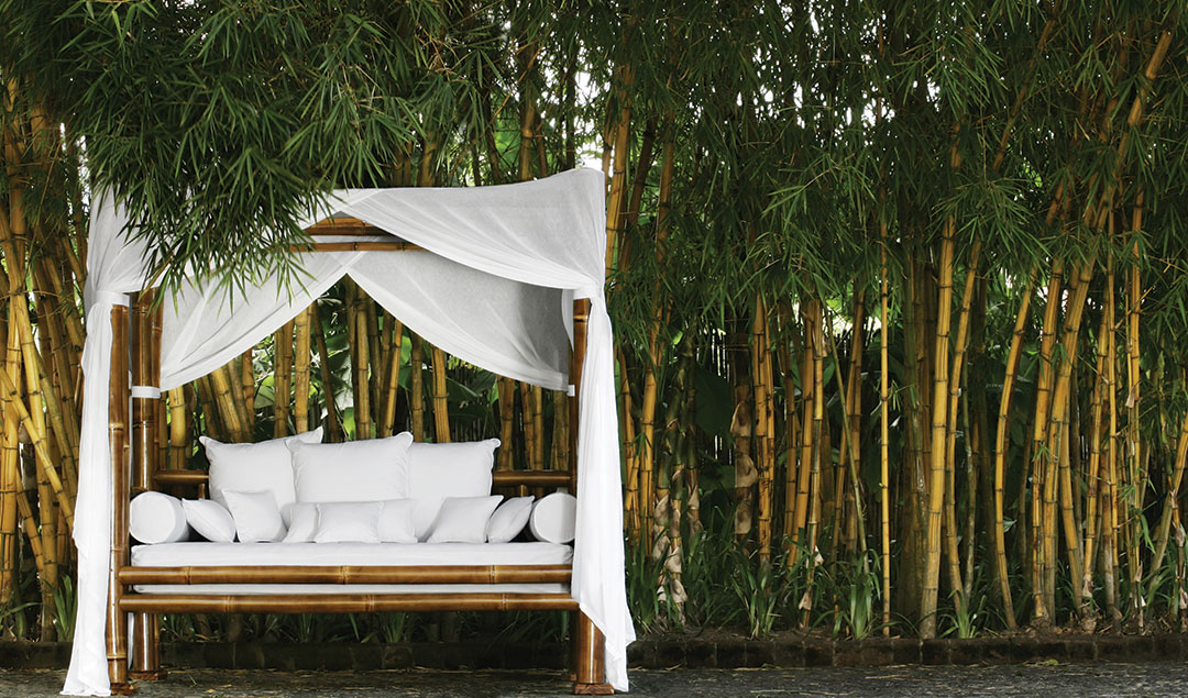 Daybed Bamboo Natural Fiber Design by hj-perrin.com
